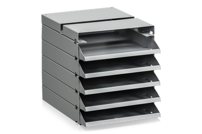 Paper Holder A4 5 Compartments MWS