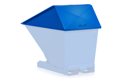 High Lid for Tilting Container Standard 300 l