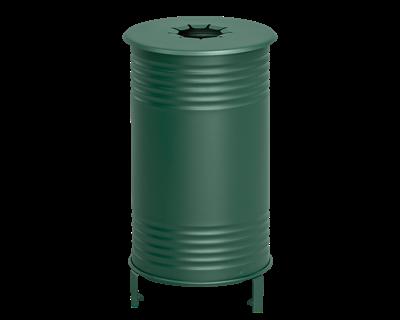 Avfallsbehållare Tin, Pant, Grön