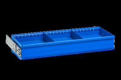 Ausziehbare Schublade LD 300 Blau
