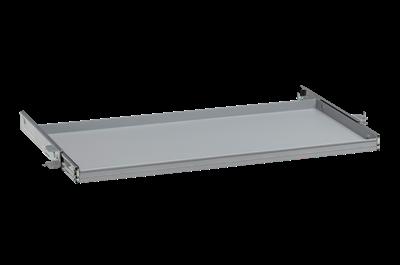 Ausziehbare Ablage HD 1000 Grau