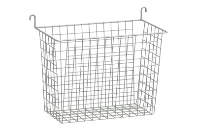 Wire Basket for Mobile Workbench