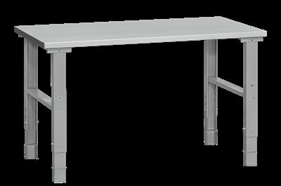 Arbetsbord HD 500 1600x800 mm Stål