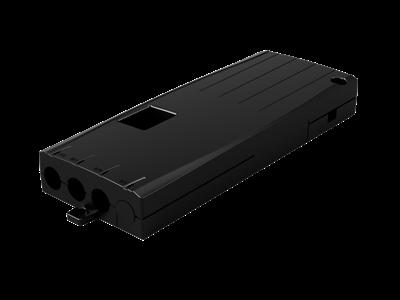 Styrenhet LC Compact med Strömkabel för 1-3 Motorer