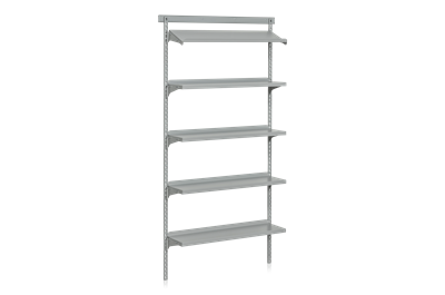 Wall Shelf 5 Shelves Base Section