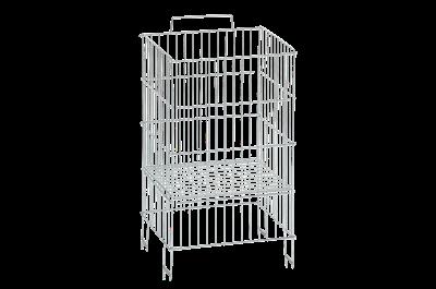 Trådkorg Fyrkantig 510x500x790 mm W2.0 SPW