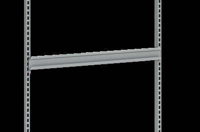 Befestigungsschiene 900 mm Grau