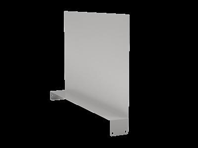 Avdelare till Underhylla 585x350 mm - Ljusgrå