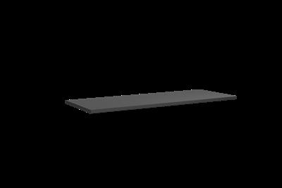 Underhylla 1600x450x22 mm Grå Laminat
