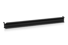 Backlist 600 mm Svart