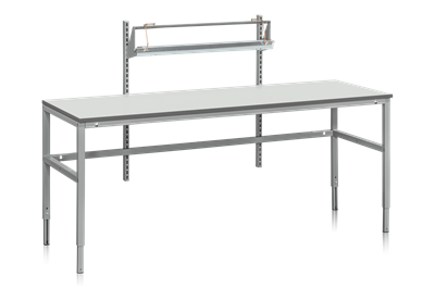 Packing Table XS 2000x800x24 mm Laminate