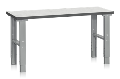 Arbetsbord HD 500 1600x600 mm Vinyl