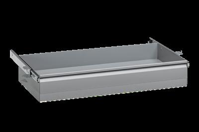 Ausziehbare Ablage HD 500 Grau