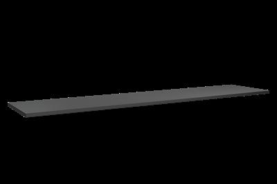 Bottom Shelf 1200x450x22 mm Grey Laminate