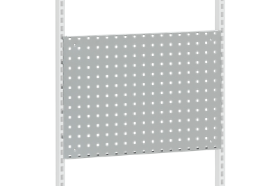 Perforated Panel 666x480 mm Grey