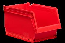 Plastback Röd 4L